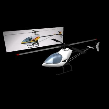 RC Heli by musickgirl