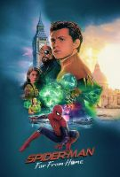 Spider-Man : Far From Home Fanmade Poster