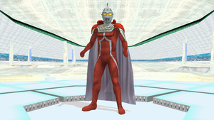 [MMD DL] Ultras - Ultraseven by BigJohnnyCool