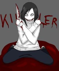 Jeff the killer by Maneodra