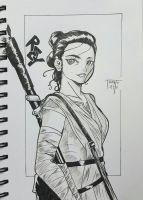 Day #52 Rey by TomatoStyles