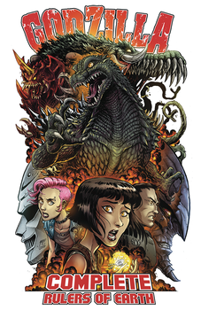 Godzilla Rulers of Earth Collected by KaijuSamurai
