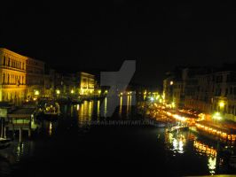 Venice by night 8 by Nordas