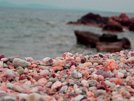Candy Rocks Offshore by StefMyk