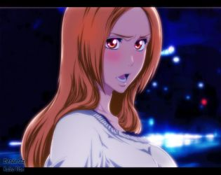 Orihime colouring by benderZz