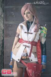 Lighting - Final Fantasy XIII by ale-sensee