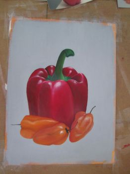 Peppers by UlianaN