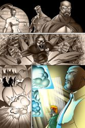 Frost Fire page 21 color by johnercek