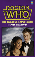 New Series Target Covers: The Lazarus Experiment by ChristaMactire