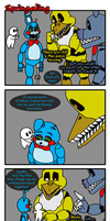 Springaling 285: Welcome Back by Negaduck9
