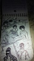 12 Protectors story board page18 by 13thprotector