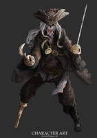 Undead Pirate by Konsep