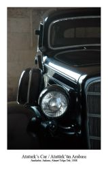 Ataturk's Car by thespis1