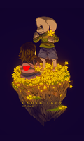 Undertale by FinnPants