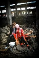 Guilty Crown_My Dearest by vicissiJuice