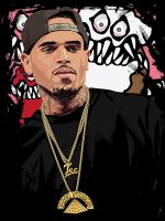 Chris Brown by Tecnificent