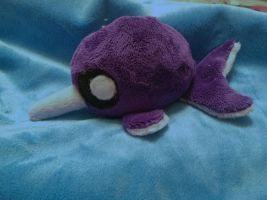 Narwhal Plush by Revilynn
