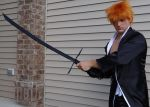 Ichigo Tensa Zangetsu - final form by Cosplay4UsAll