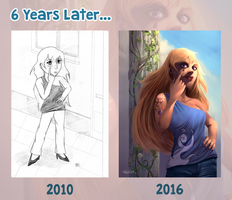 6 Years Later by Talexior