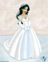 Heccy's Wedding Disneyfied by y2hecate