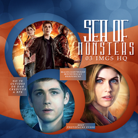 Photopack 12568 - Percy Jackson: Sea Of Monsters by southsidepngs