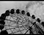 old Ferris Wheel by LiiQa