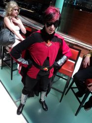 Red Mist from Kick-Ass by ApocalypticReignbow