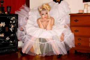 Diamonds and Crinoline by miss-mosh