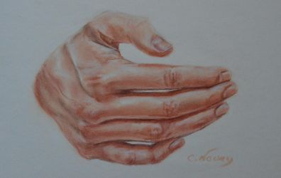 Tom's Hand 40 'Shoulder' by Andromaque78