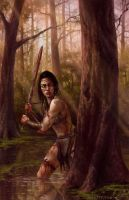 The Swamp by navate
