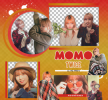 MOMO//TWICE-PNGPACK#2 by MoonSober