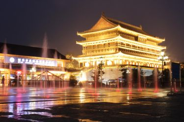 One night in Xian by spawn00000