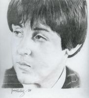 Paul in '65 by CountryDreamer