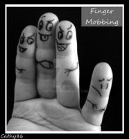 Finger Mobbing by Cathy86