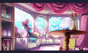 pris' room by BabaKinkin