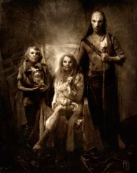 Embodied PF Family by aaronsimscompany