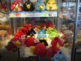 Angry Birds by Yaii-Chan