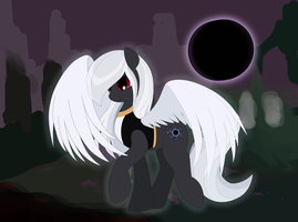 MLP: Sacred Darkness by PokeDigiSonic-PDS