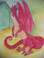 Smaug by meb1982