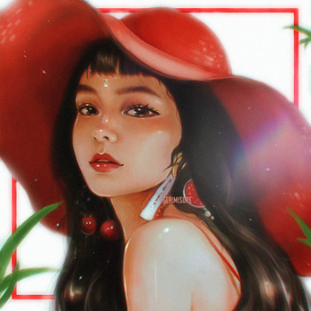 The Red Summer - Irene by ririss