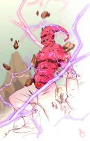 Super Buu's Creation by CLE2