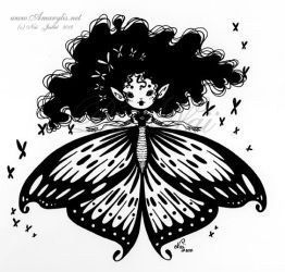 Butterfly Fairy 02 by Nailyce