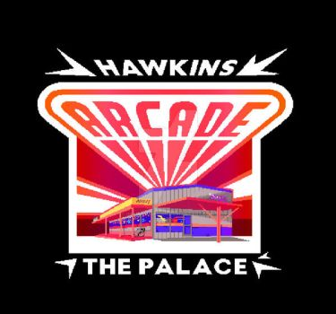 Hawkins Arcade - The Palace by Imajinn-Design