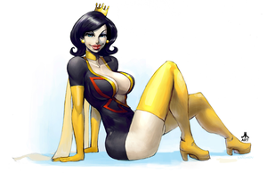 Dr Mrs The Monarch COLORS by jasinmartin