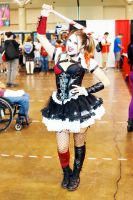 Harley Quinn Fan Expo 2015 #02 by Lightning--Baron