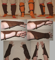 Quidditch Pads by RoseSagae