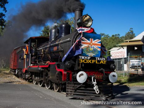 QPSR Troop Train Running Day - 01 by ShannonIWalters