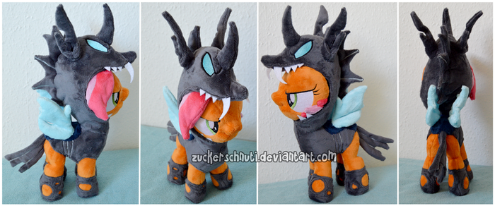 Babs Seed Changeling costume by zuckerschnuti