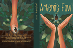 Cover art - Artemis Fowl by Creative-Caro