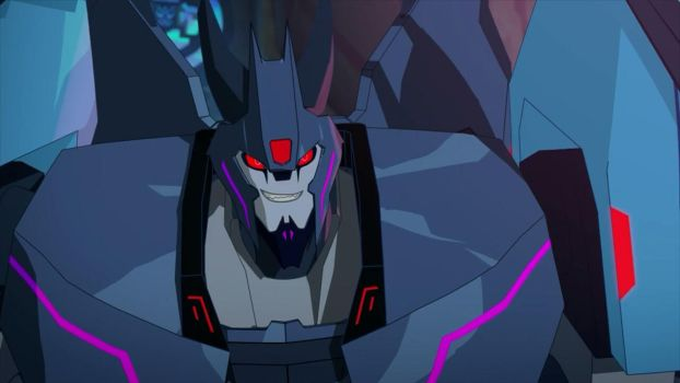 Galvatronus Smiled by OPandTSFan